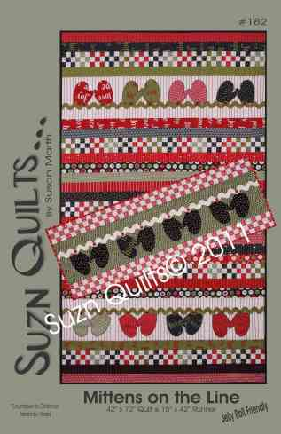 Mittens on the Line #182 for blog watermark