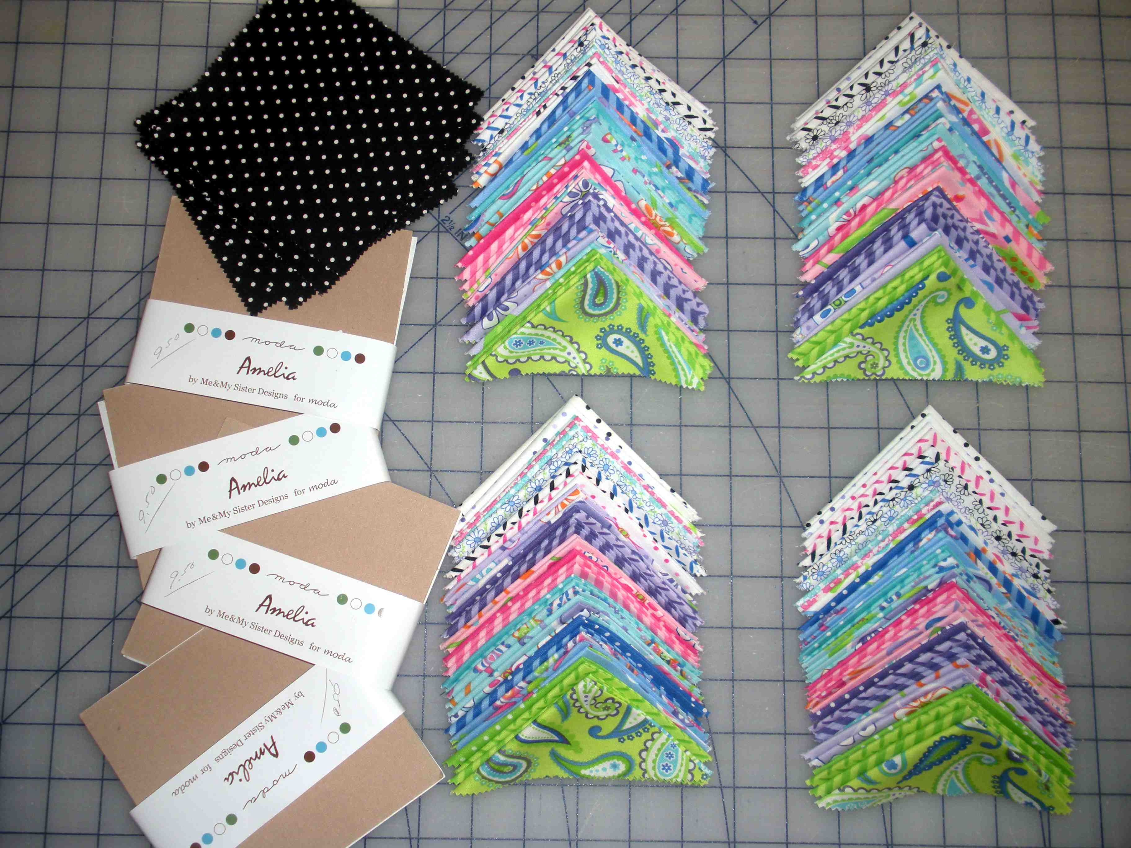 charm pack garland quilt pattern | Quilting my way through life! : charm squares quilt - Adamdwight.com