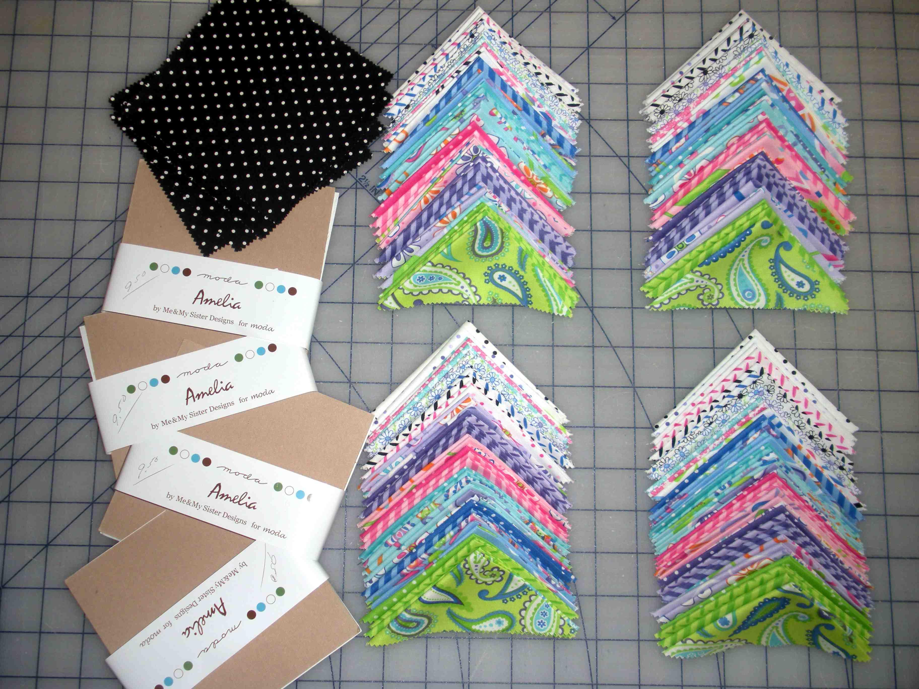 charm herringbone quilt pack img tutorial