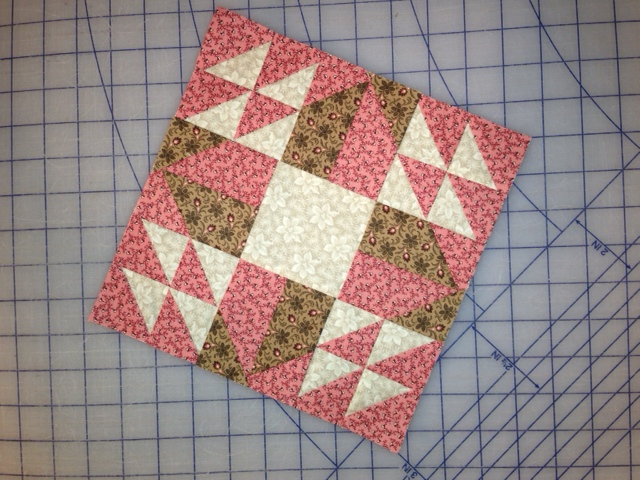 Day 6-Block 12 Laundry Basket Quilts