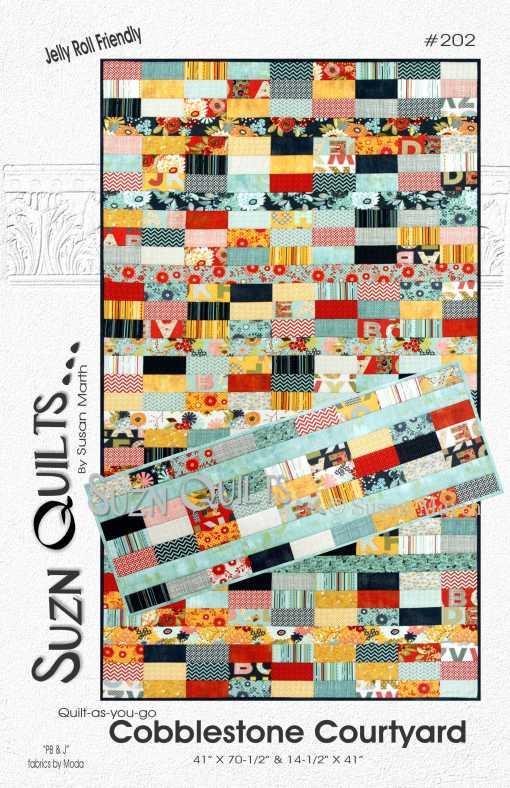 Cobblestone Courtyard #202 Covers watermark web