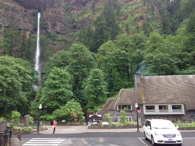 Multnoma Falls Gift Shop
