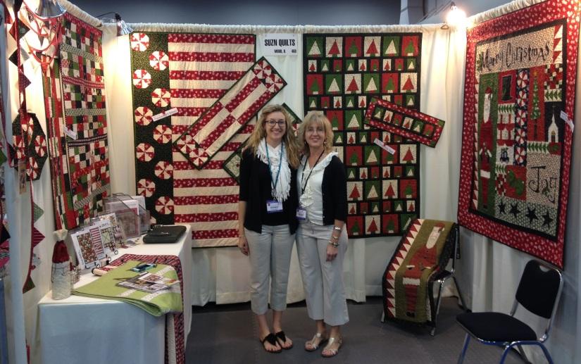 Portland 2013 Booth Susan & Chloe