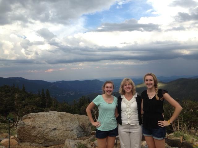 Denver Mt Evans