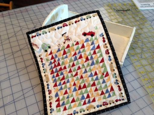 Mini VP quilt