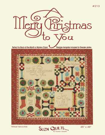 Suzn+Quilts+A+Merry+Christmas+to+you+frontcover+web