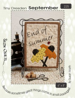 Suzn+Quilts+Tiny+Dresden+September+Cover
