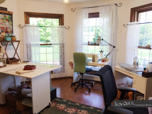 Suzn+Quilts+New+Sewing+Tables+DECISION+MADE