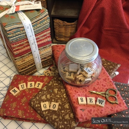 Suzn+Quilts+Gratitude+must+go+sew
