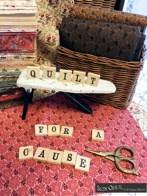 Suzn+Quilts+Perservation+quilt+for+a+cause