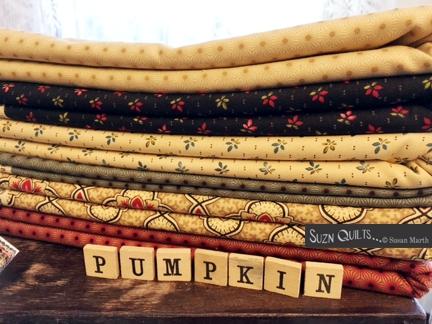 Suzn+Quilts+Pumpkin+Pie+yardage