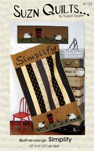 Suzn+Quilts+Simplify+pattern+cover