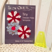 Suzn+Quilts+Tiny+Dresden+Template