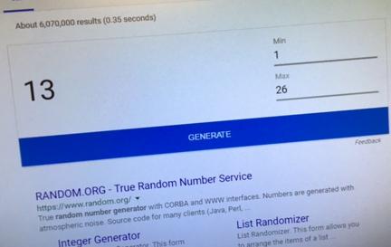 randomnumberwinner13
