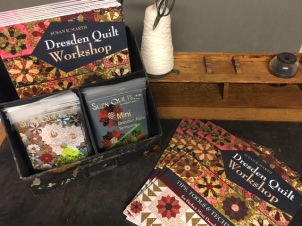 Suzn+Quilts+Dresden+Quilt+Workshop+new+books+and+templates