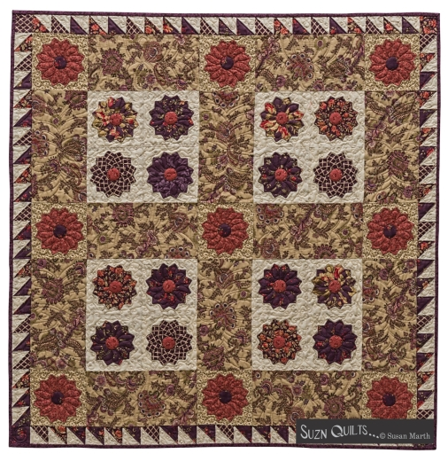 Suzn+Quilts+Dresden+Quilt+Workshop+Sharing+My+Happy
