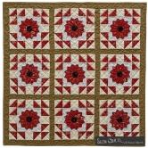 Suzn+Quilts+Dresden+Quilt+Workshop+Shimmering+Dresdens