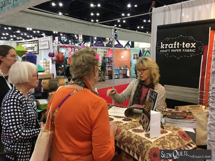 Suzn+Quilts+Market+Book+signing+CT+Houston+2017